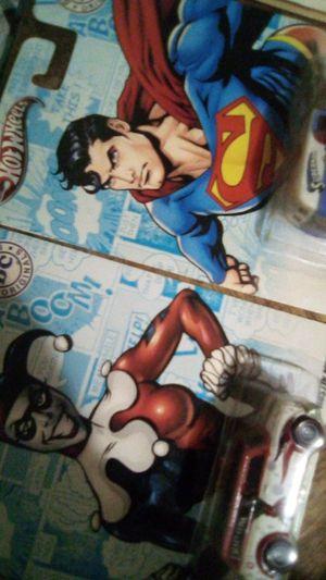 OBO Hot wheels Superman Batman joker's ect for Sale in Northfield, OH