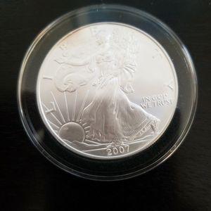 2007 Silver Eagle for Sale in Mountlake Terrace, WA