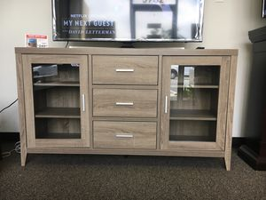 Emily TV Stand for TVs up to 70in, Dark Taupe for Sale in Garden Grove, CA