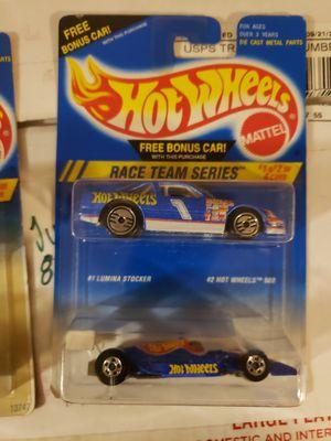 Hot Wheels Race Team 2pk for Sale in El Paso, TX