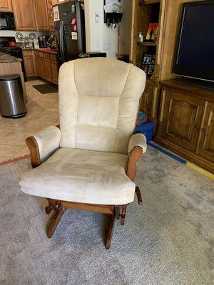 Rocker Glider Chair for Sale in Goodyear, AZ