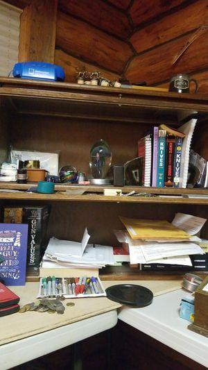 Barristers book shelf for Sale in Manson, WA