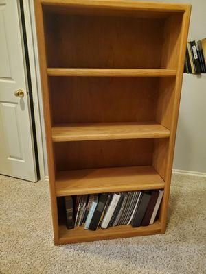 Oak Bookshelves for Sale in Pleasant Grove, UT