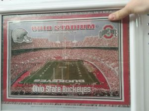 OSU Stadium Knit Image for Sale in Sunbury, OH