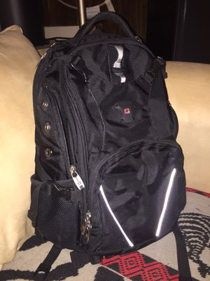 Swiss bookbag/backpack for Sale in Mooresville, NC
