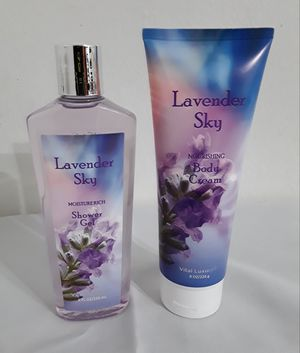 SHOWER GEL , BODY CREAM . for Sale in Vernon, CA