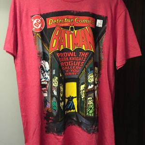 Batman authentic dc comic t-shirt for Sale in Richland, WA