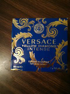 """Versace """"Yellow diamond, Intense"""", fragrance for Sale in New York, NY"""