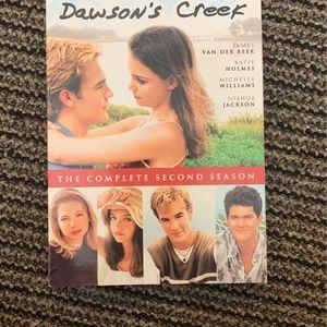 Dawsons creek Season 2 Dvd Must Go By 1/28 for Sale in Phoenix, AZ