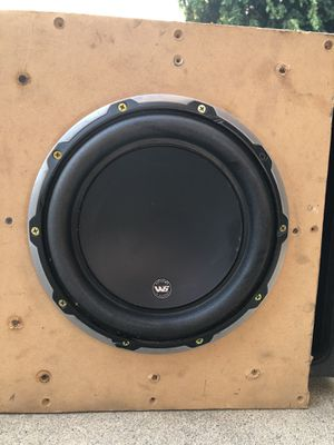 Dual 10in JL Audio W6 Subwoofer 🔊 for Sale in Anaheim, CA