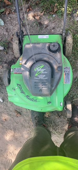 Easy match push mower. for Sale in Bangor, MI