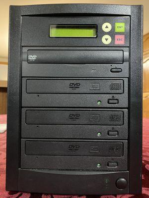 DVD Duplicator CD-DVD-Burner Drive Duplication Copier Tower 1-3 Target for Sale in Springfield, VA