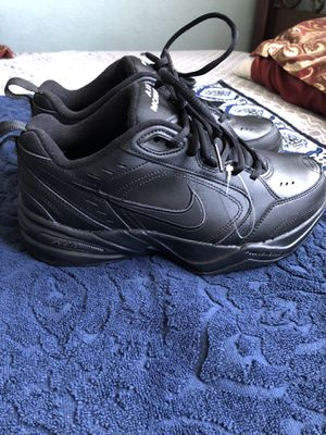 Mens Black Nike Air Monarch Shoes for Sale in San Diego, CA