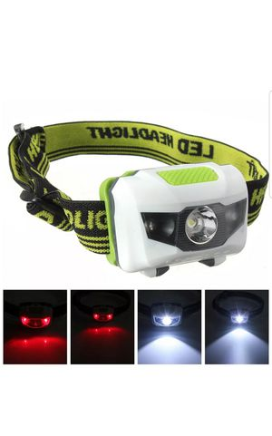 Super bright mini headlamp, headlights, flashlight for Sale in Ashburn, VA