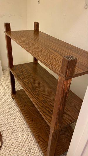 Wooden shelves for Sale in Walnut Creek, CA