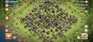 Clash of clans th9 for sell for Sale in El Segundo, CA