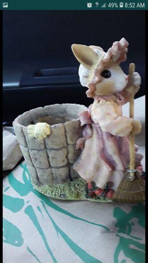 Bunny flower pot for Sale in Philadelphia, PA