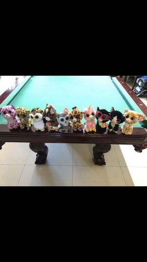 TY beanie boos collection. for Sale in Miami, FL