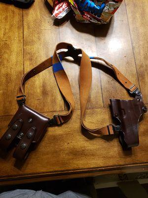 Galco jackass shoulder holster for Sale in Pensacola, FL