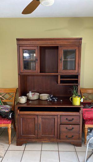 China Cabinet / Desk for Sale in Key Biscayne, FL