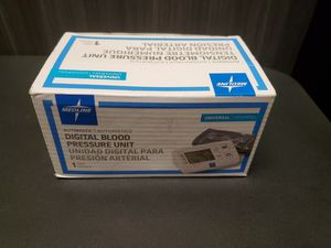 Medline Automatic Digital Blood Pressure Unit for Sale in Lewisville, TX