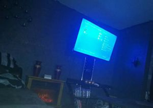 60 inch smart tv with roku best offer for Sale in Gibsonton, FL