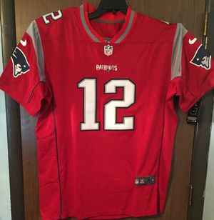 Patriots Brady stitched jersey. Men's 2X for Sale in Clovis, NM