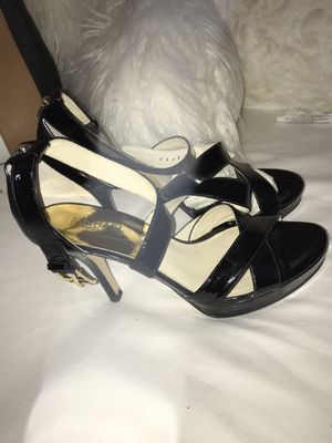 Michael Kors Leather Heels for Sale in Farmers Branch, TX