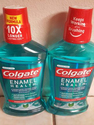 Colgate Enamel Health Mouthwash for Sale in Fresno, CA