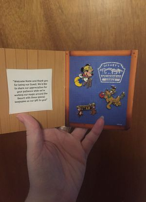 "Disney ""Pardon Our Pixie Dust"" Pin Set of 3 for Sale in Tampa, FL"