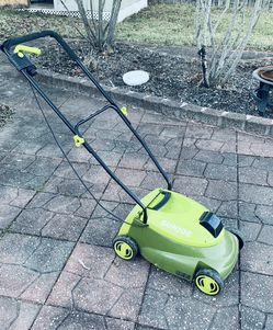 Sunjoe Electric Lawnmower for Sale in Indianapolis,  IN