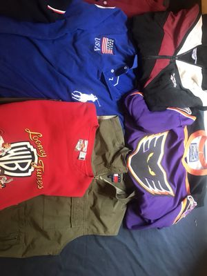 Vintage Polo Ralph Lauren Tommy Hill figure jersey phantom rugby Burberry for Sale in Philadelphia, PA