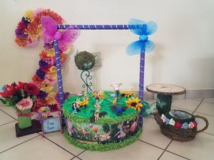 Tinkerbell party supplies!! for Sale in Hialeah, FL