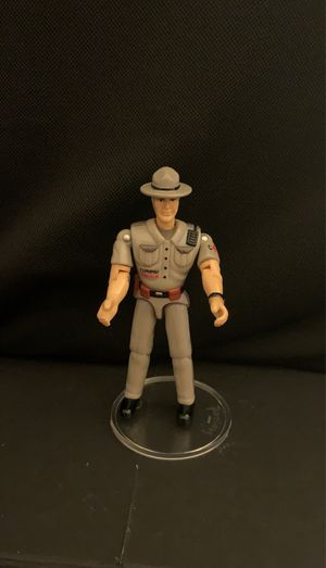 Lanard The Corps Police With Shades 1999 Action Figure Rare variant for Sale in Gilbert, AZ