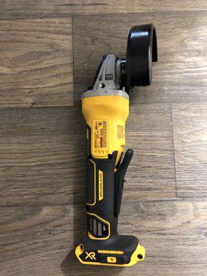 Dewalt 20v XR Angle Grinder (tool only) for Sale in Atlanta, GA