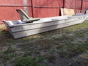 Aluminum Fishing boat for Sale in Reading, PA