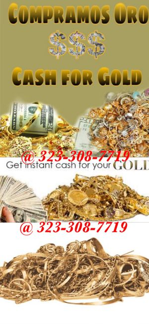 Selling gold oro for Sale in Downey, CA