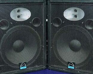 Pair Of Wharfedales VS 15 Pro for Sale in Portland,  OR