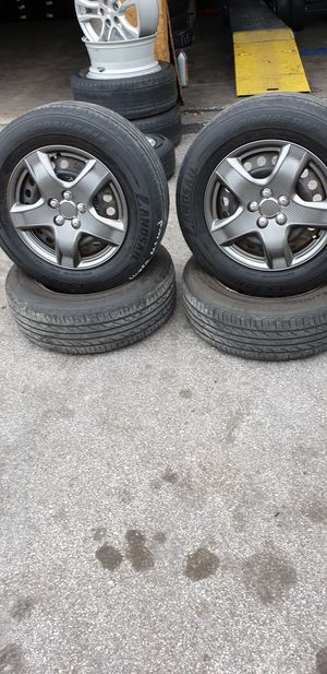 2007 Accord Rim and Tire for Sale in Coral Springs, FL