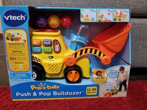 VTech brand new bulldozer toy for Sale in Lynnwood, WA