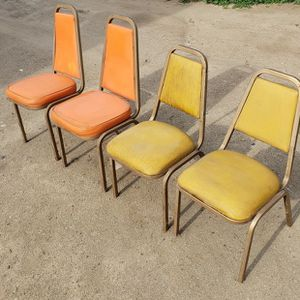 VINTAGE CHAIRS From 1960's Rare Nice! for Sale in Lake Elsinore, CA