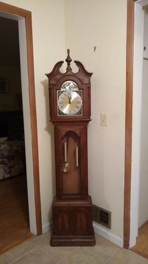 Electric grandfather clock for Sale in Washington, MD