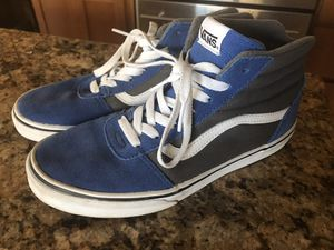 High Top Vans - Youth Size 5 for Sale in Orting, WA