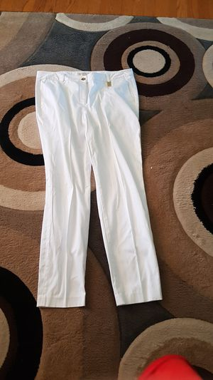 Michael kors white pants for Sale in Portland, OR
