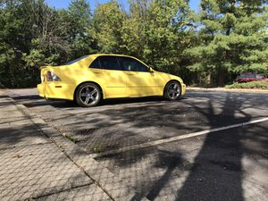 2002 Lexus IS300 for Sale in Fairfax, VA