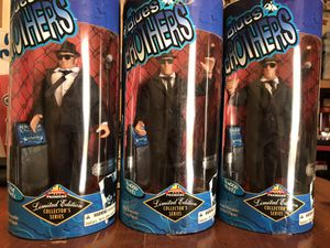The Blues Brothers (1997) Poseable Action Figures - New! for Sale in Temecula, CA
