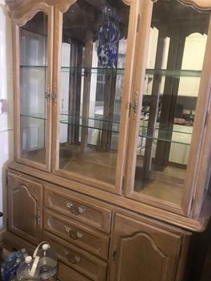 Kitchen China cabinet free for Sale in San Diego, CA