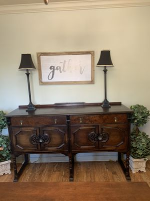 Vintage Buffet for Sale in Upland, CA