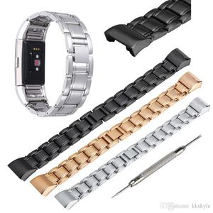 One bayite Stainless Steel Band ufor Fitbit Ionic Wristband Bracelet Replacement Metal Bands Smart Watch Bands with Folding Clasp for Sale in Columbus, OH