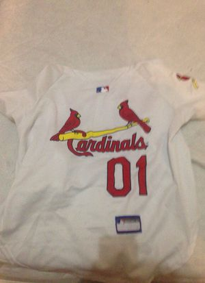 Brand new Cardinals pet jersey size large for Sale in St. Louis, MO